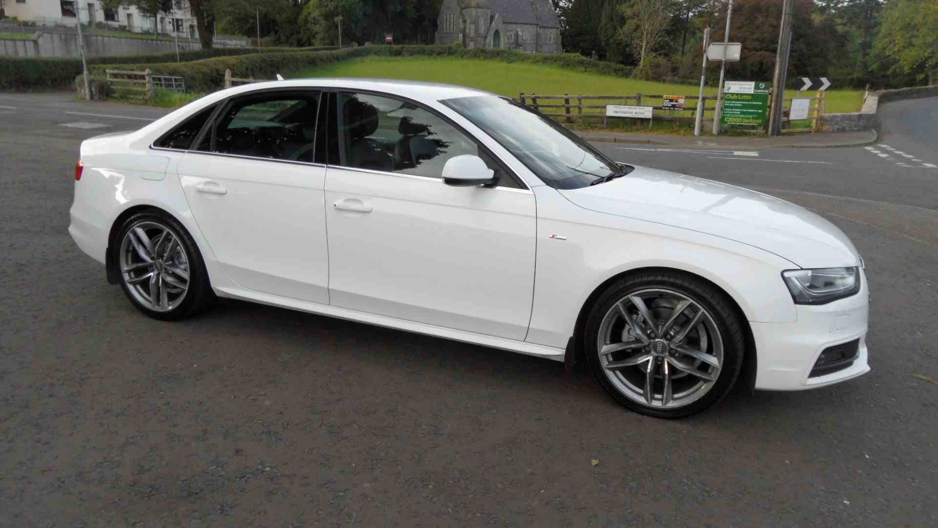 Beautiful A4 SLine, being fully serviced this week, call Sean on 07970936458 or 02879401371 to arrange a test drive or a keen finance quote from Northridge or Motonovo