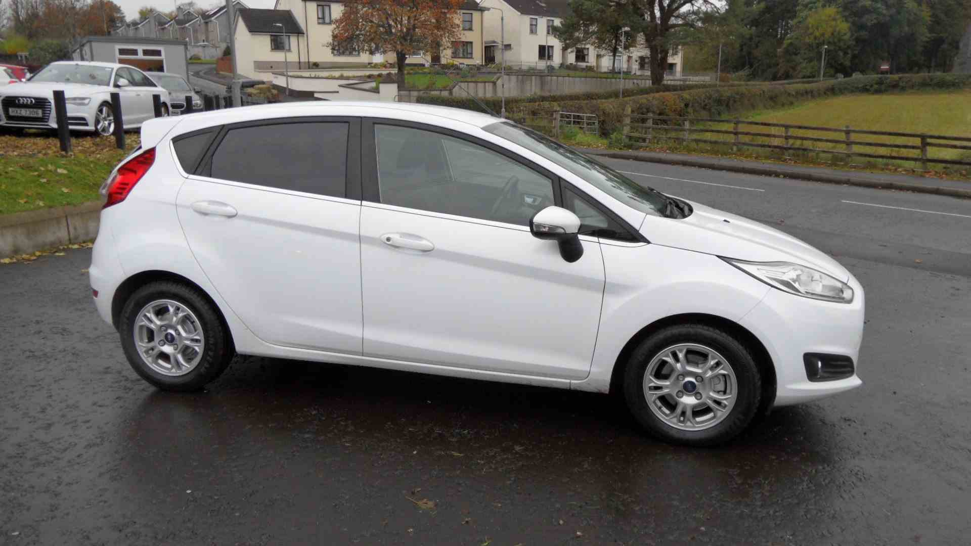 Beautiful Fiesta Titanium 1.6 TDCi, low miles, 6 months warranty, give us a call